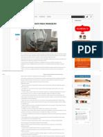 Prevención de Riesgos Para Panadero Mezclador