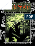 Livro Clã Zak'Tsu 2° Edição - 1°Parte