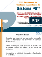 Palestra 09 Joao Luiz Domingues