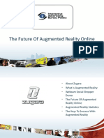 The Future Of Augmented Reality Online