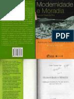 Livro Modernidade e Moradia - Lilian Fessler Vaz .pdf