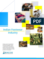 Indian footwear industry Dec13