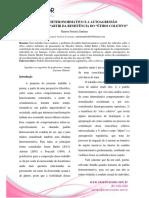 O Padrão Heteronormativo e a Autoagressão Regulatória - Ramon Ferreira Santana (2016)