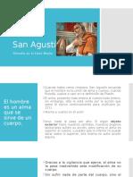 San Agustín La Edad Media