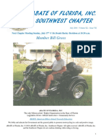 Southwest Chapter of ABATE of Florida July 2016