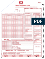 IES Made Easy Test Series Application Form