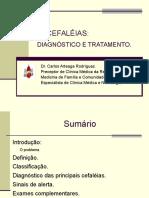CEFALÉIA DOUTORANDOS 2009