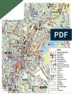 Liberec City Map
