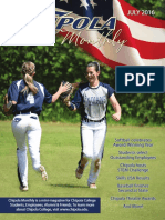 Chipola Monthly July