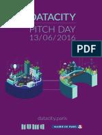 DATACITY #1 Booklet