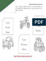 Programa de Entrenamiento de Instrucciones Escritas 4