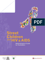 Street Kids and Hivaids Manual