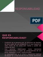 Responsabilidad presentacion