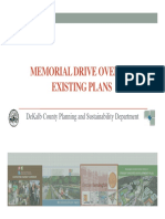 existing plans memorial drive overlay stakeholders presentation 06302016