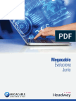 Reporte Megacable Evoluciona Junio