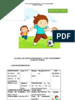 Proyecto de Club de Futbol
