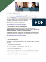 Portugues Cisco Certifications