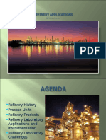 A Refinery Applications 2015 Students Version