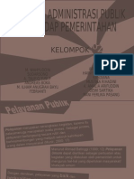 Presentasi Manfaat E government