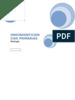 Inmunodeficiencias Primaria Oficial!