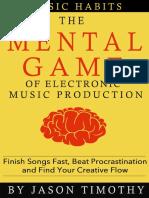 Music Habits - The Mental Game - Jason Timothy