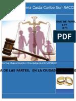 Disolucion del Vinculo Matrimonial.docx