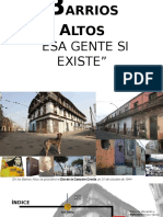 Ppt- Barrios Altos