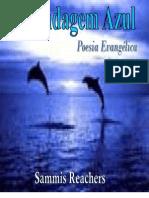 A Blindagem Azul poesia evangélica