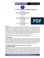 2013-Animal Detection Using Template Matching Algorithm