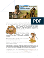 La Prehistoria Primària