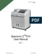 09537 Spectrum User Manual_RevF