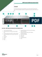 HPE ProLiant DL380 Gen 10 Server Quickspecs | Solid State
