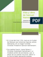 Gsalcedo_Vida y Obra de Samuel Hanneman