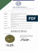 Adele Day