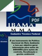 Relatorio Anual de Atividades Ibama