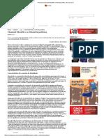 Revista Cult Chantal Mouffe e a Filosofia Política - Revista Cult