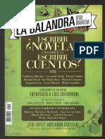 LAURENCICH, A. Nociones de Oficio, Personajes de Cuento y Novela