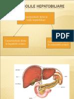 Dieta in Bolile Hepatobiliare