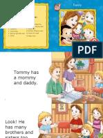 Early Bird Reader 6 - Family