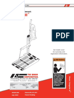 BRAUN Lift Ower Manual 90305 000 Rev S All