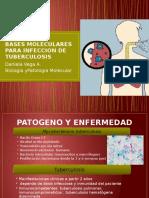 Bases Moleculares Para Infeccion de Tuberculosis(1)