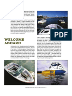 2008 Mastercraft Owners Manual