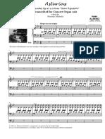 Albeniz Asturias_Leyenda Organ Transcription.mus