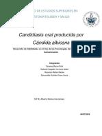 Candidiasis Oral Por Candida Albicans