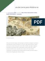 Pequeno Guia de Livros para História no CACD.docx