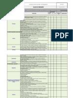 Lista de Verificación Ley 29783