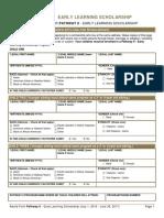 pathway ii scholarship application