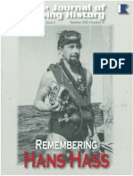 The Journal of Diving History 76 2013