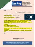 2016 Catalogo Juegos Infantiles Accesorios Reforplaz s.r.l.