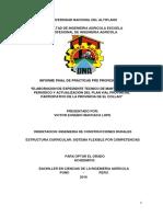 Informe Final de Practicas 2